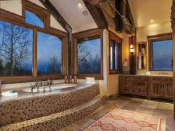 Dream Catchers Master Bath with Jetted Tub