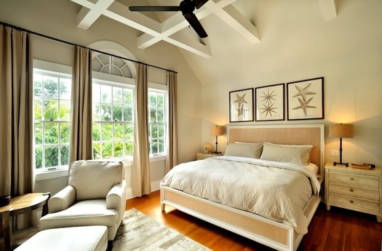 Master Bedroom - Natural Light and Beautiful Wood Floors