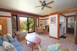 Kiahuna 406: Ground Floor Condo with Lush Tropical Oasis Right Out your Door