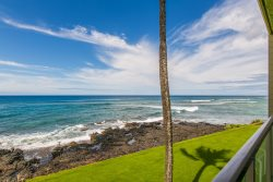 Kuhio Shores 215: Steps from Lawai Beach, Watch Sea Turtles Play from Lanai. Sleeps 6. *Free mid-size car.*