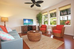 Pili Mai 15H: Beautiful New Construction Condo with Free Car Rental in Poipu with Central A/C