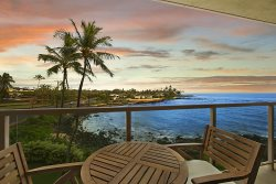 Kuhio Shores 303-Spectacular ocean and sunrise views in this ocean front 1 bedroom
