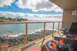 Kuhio Shores 208: Pacific Ocean and Lawai Beach Right in Your Backyard. Free mid-size car!