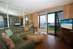 Poipu Shores 101A: Well-Appointed Oceanfront Condo Just Steps from Pool