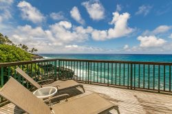 Poipu Shores 101B You cannot get closer to the ocean. 1 bed, large lanai, AC and a heated Pool! FREE mid-size car!