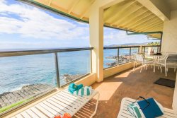 Poipu Shores 405A: Chic Top-Floor Penthouse with Breathtaking Ocean Views  Free mid-size car!