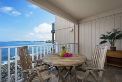 Sea Village 4207: Beautifully Remodeled with Picturesque Oceanfront Views. Watch sunsets from lanai! Free mid-size car with your reservation!
