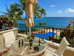 Whalers Cove 230 exquisite ocean front 2bd with stunning ocean views-heated pool, hot tub. Free mid-size car with your reservation.