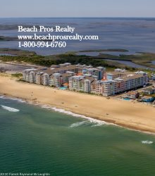 Beach Hour will make your vacation a beach-lover`s dream! *Bay Views in a development right ON the beach in Sandbridge!*