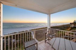 Beautiful BEACH FRONT Home w/ Breathtaking Views of the Gulf Featuring a Private Pool & Carriage House