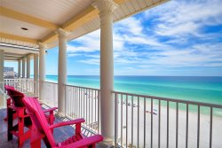 Luxury Beach Front Home Featuring Private Beach Access, Elevator, 3 Beach Front King Suites!