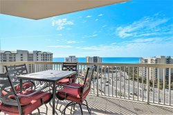 Gulf View Penthouse At A Beach Front Resort with Lagoon Pool & Hot Tub!