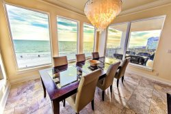Luxury Beach Front Home Featuring A Elevator, Private Pool, & Private Beach Access!