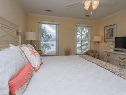 Glass Enclosed Porch and Water Views at 11 Lands End Way