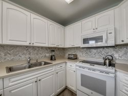 Kitchen at 1404 Sea Crest
