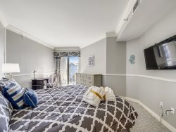 Master Bedroom at 1404 Sea Crest
