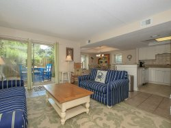 1704 Bluff Villa - 2 Bedroom  Vacation Condo in the South Beach area of Sea Pines