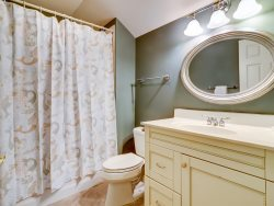 1 Gadwall - Upstairs Bathroom