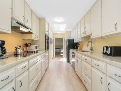 Kitchen at 7 Laughing Gull-Second Floor