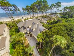 18 Brigantine-Oceanfront Home in Palmetto Dunes