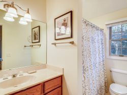 Bathroom at 4 East Garrison Place in Sea Pines