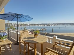 Enjoy a Nice Glass Of Champagne with The Best Views In Newport Beach