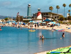 Stand Up Paddle Boarding - The Newest Newport Beach Craze