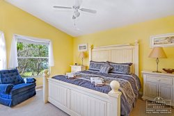 Davenport Vacation Rental in West Ridge - Master King Bed with Flat Screen TV and En Suite Bathroom