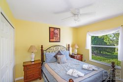 Davenport Vacation Rental in West Ridge - Second Bedroom with Queen Sized Bed