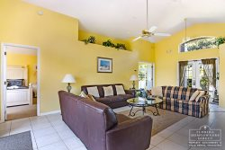 Davenport Vacation Rental in West Ridge - Watch your favorite TV Show with in your own living area
