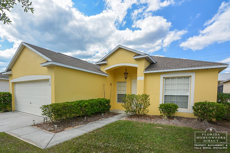 Villa Sunset A Orlando Vacation Rental Home In The Disney Area Fl