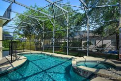 Calabay Park at Tower Lakes- Disney Area Community- Pool Area