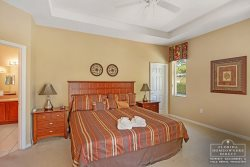 Calabay Parc at Tower Lake Disney Community- Master Bedroom