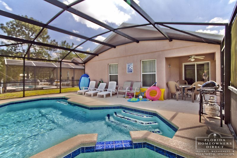 Your Next Orlando Vacation Rental Home Hammock View Located Just South Of Disney World Florida
