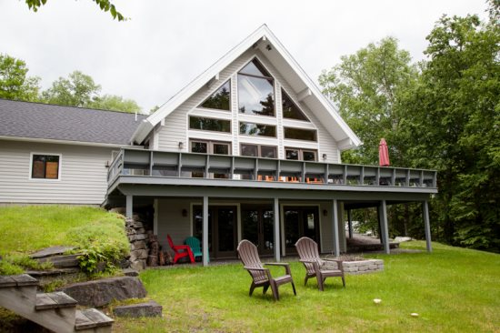 Luxurious home on Moosehead Lake