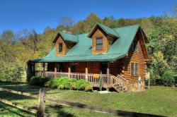 Chalet Rental With Mountain Views Bryson City Nc