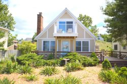 Grand Haven Vacation Rental featuring views of Lake Michigan!