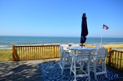 Grand Haven North Shore Private Beach Frontage Cottage Rental!