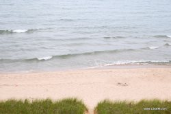 Private Lake Michigan Frontage