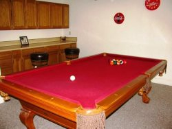 Pacific Villa - Lower Level - Pool table room