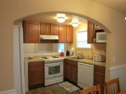 Ambers Point Of View - Full Kitchen - With Dishwasher