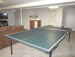 Oceanfront Oasis - Lower Level - Ping Pong Table