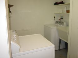 Oceanfront Oasis - Lower Level - Laundry Room