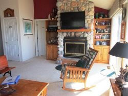 Captain Jacks - Main Level - Living Room - Rocking Chair
