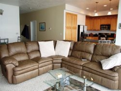 Colbys Run - Main Level - Living Room - Sofa