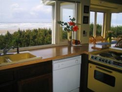 Driftwood House - Kitchen View
