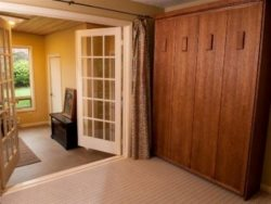 Jumping Scallops - Additional Sleeping Area - Queen Murphy Bed, photo 2