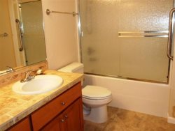Just For The Halibut - 3rd Floor - Bedroom Suite 4 - Bathroom With Shower and Tub Combo