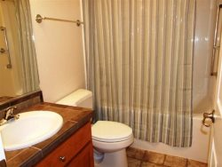 Just For The Halibut - 2nd Floor - Hallway Bathroom - Shower and Tub Combo