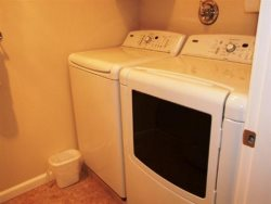 Just For The Halibut - 1st Floor - Street Level - Laundry Room